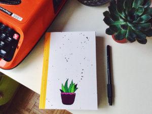 notatnik, notes, bullet journal, organizer, kalendarz, frannys