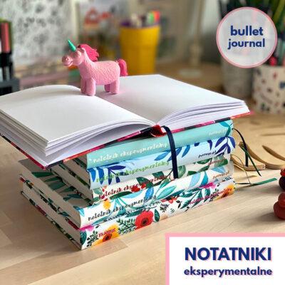 notatniki bullet journal frannys zenja