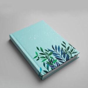 notatnik bullet journal w kropki