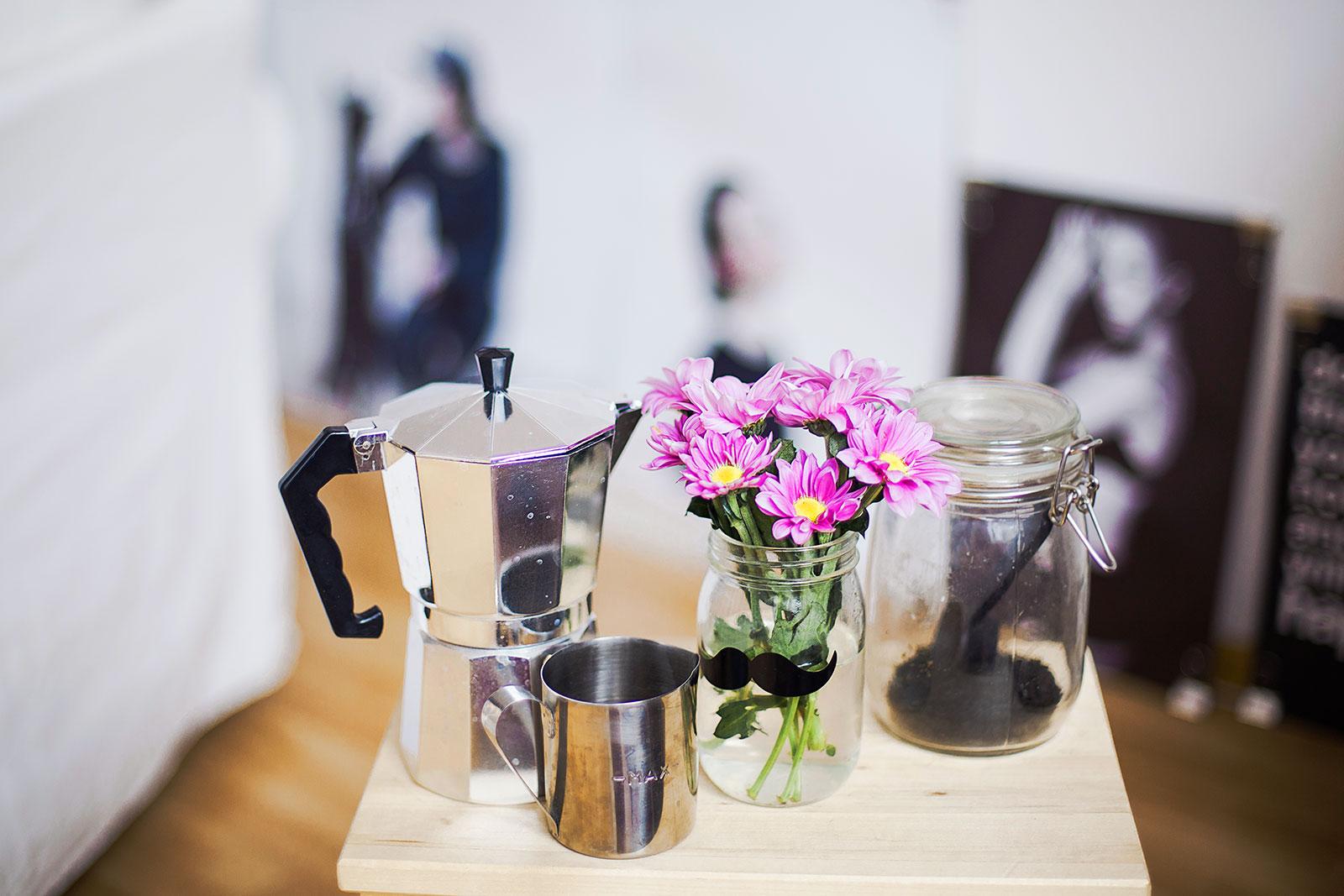 kawa, latte, kawa latte, jak zrobić kawę, kawiarka, makinetka