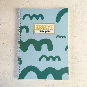 zeszyt do kaligrafii