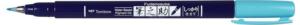 tombow fudenosuke brush pen kaligrafia