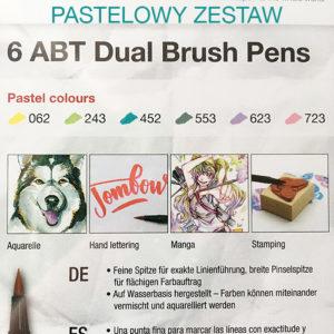 Tombow brush pen sklep