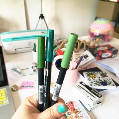 Tombow Dual brush pen sklep