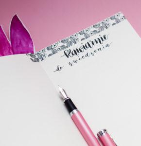 bullet journal notes w kropki